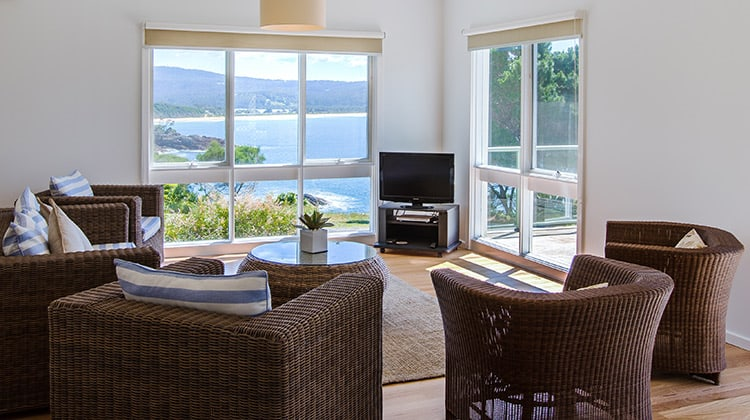 Eden Oceanview | living room