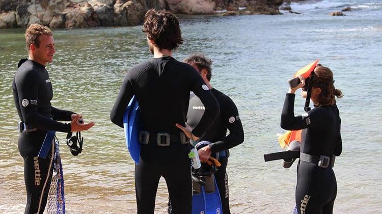 ACWA - snorkel